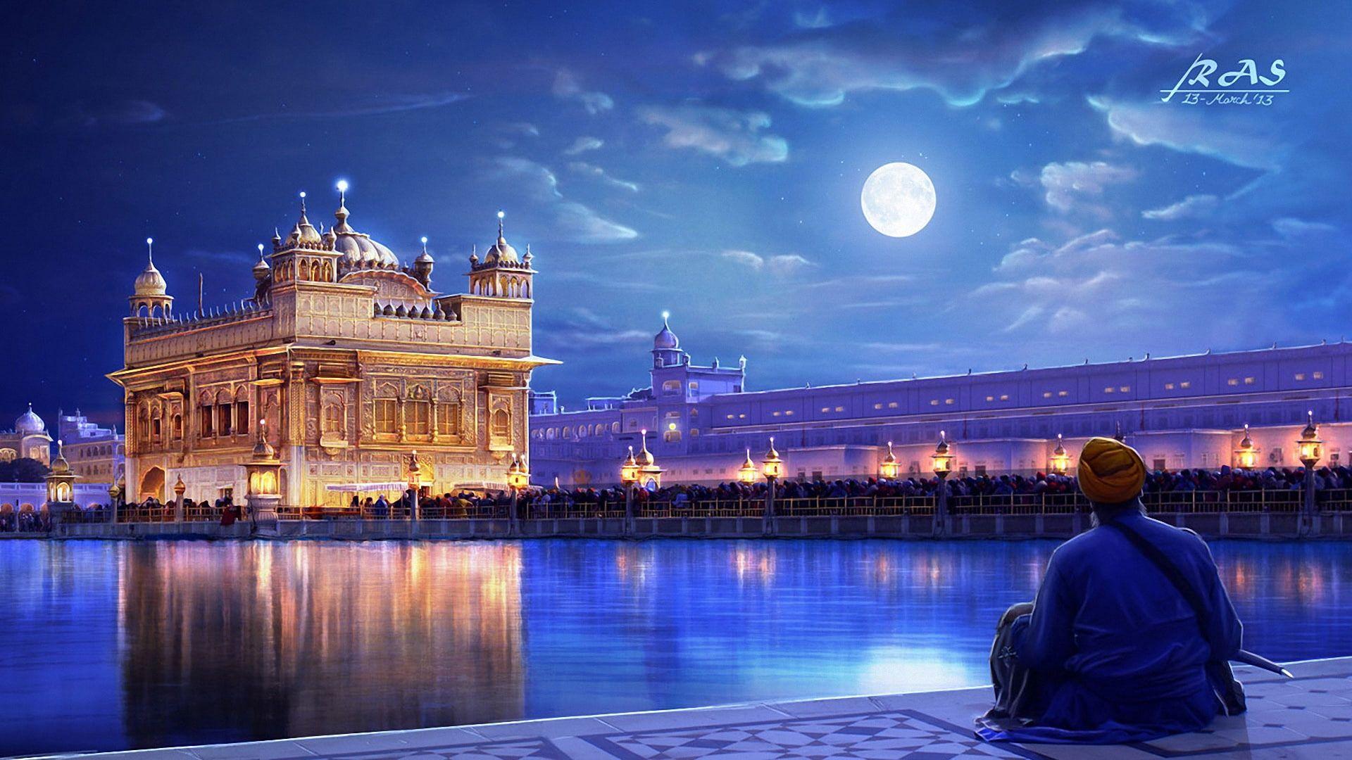 Golden Temple Amritsar Punjab India Hd World Travel Travel And World Golden Temple India Punjab Amri Hd Wallpaper World Wallpaper Golden Temple Amritsar Desktop golden temple hd wallpaper for