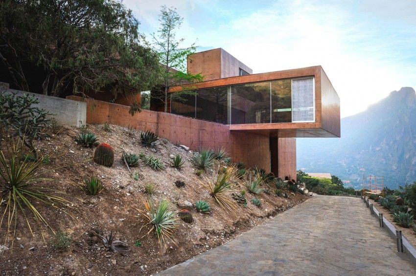 Narigua House by David Pedroza Castañeda