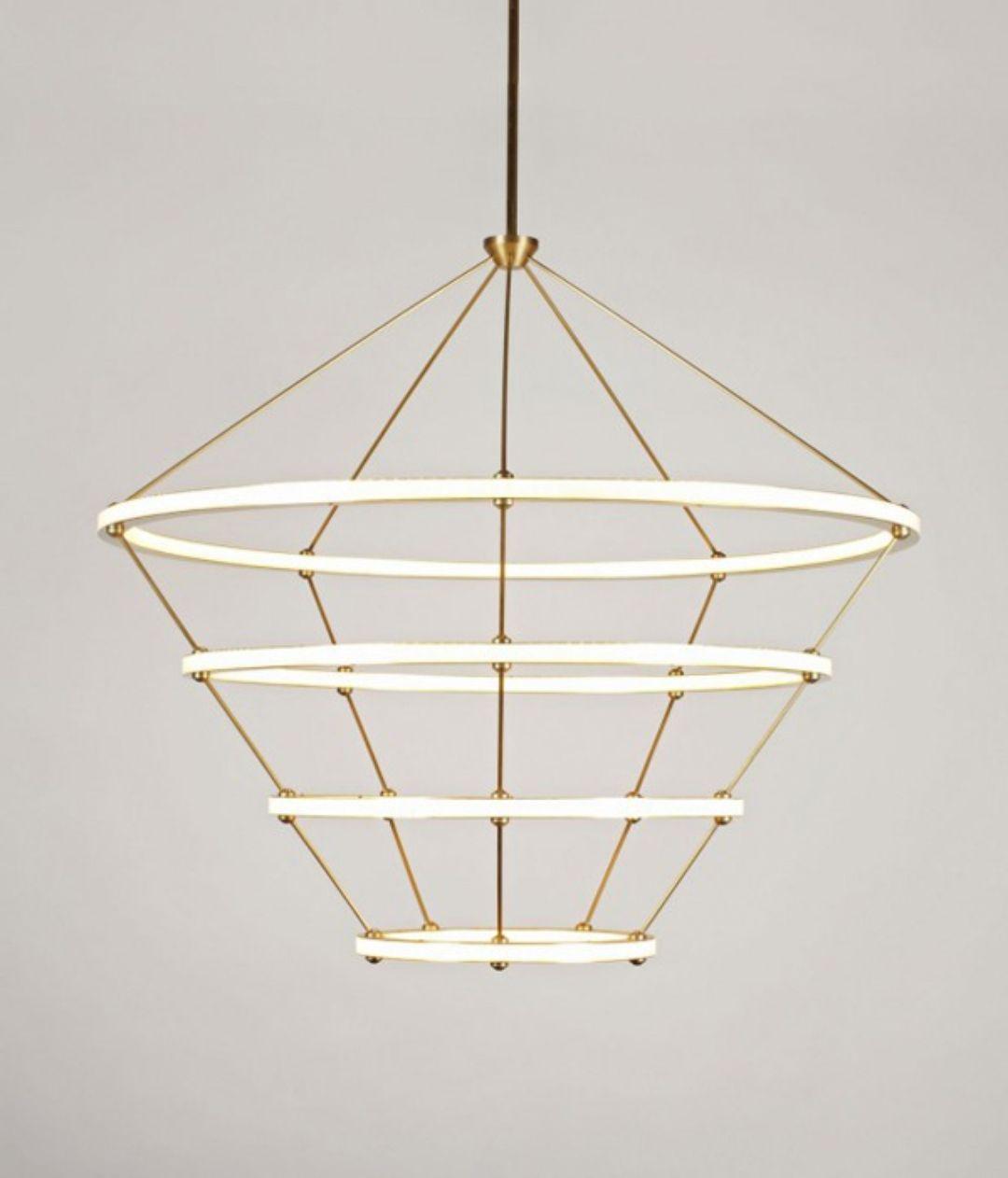 15 stunning minimalist chandeliers architizer lighting 15 stunning minimalist chandeliers architizer aloadofball Choice Image