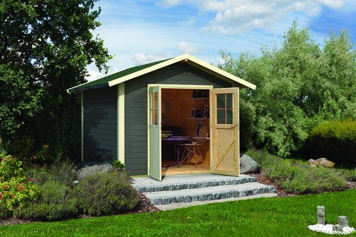 Karibu Gartenhaus Linau 6 58698 AZ GartenhausGmbH