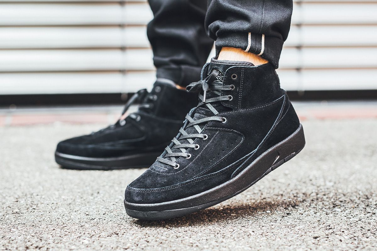 huge discount ae055 8d55d On-Foot: Air Jordan 2 Retro Decon in Three Colorways ...
