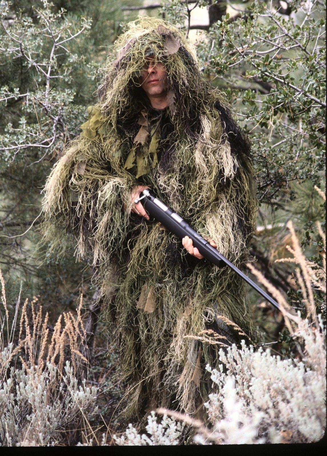 dd1611a0d Ghillie Suit Super Light Camouflage Camo Tactical Hunter Airsoft ...