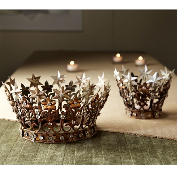 starry crowns