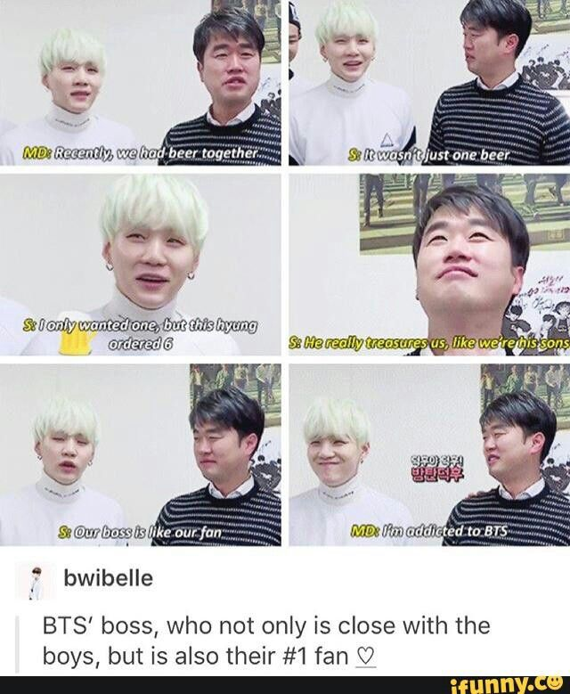 Bts Is Adored By Their Company More Than Most Other Groups Are By Theirs I Believe Bts Memes Bts Funny Bts Boys