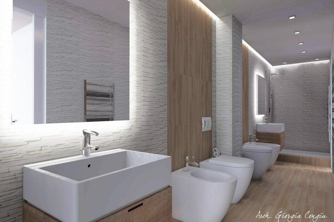 Bagno Progetto ~ Ristrutturazione di un bagno stretto e lungo i consigli dell