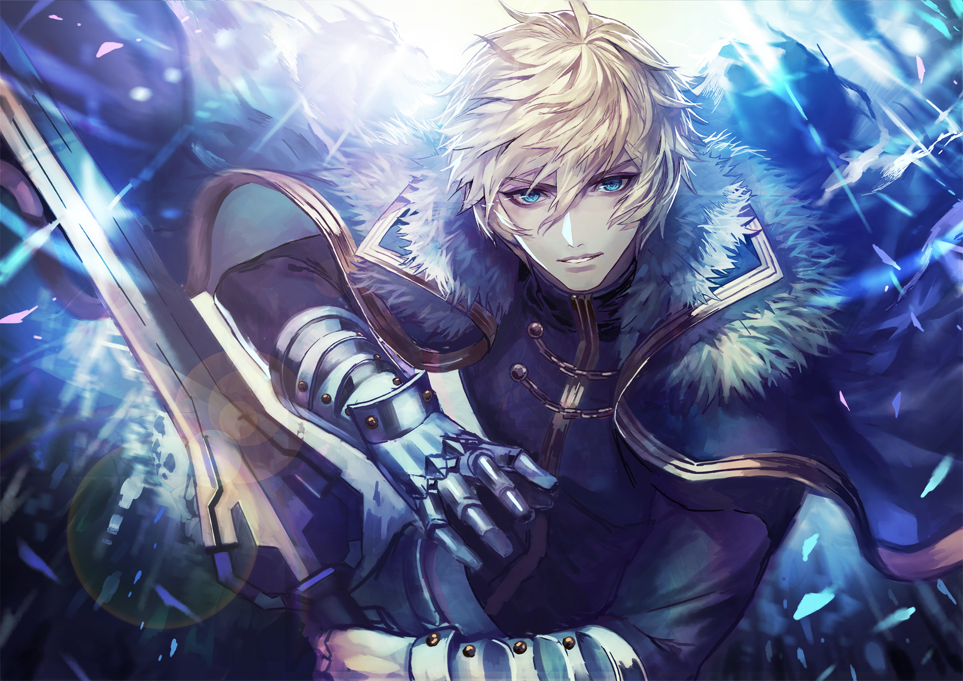 Anime Fate/Grand Order Gawain (Fate/Grand Order) Wallpaper