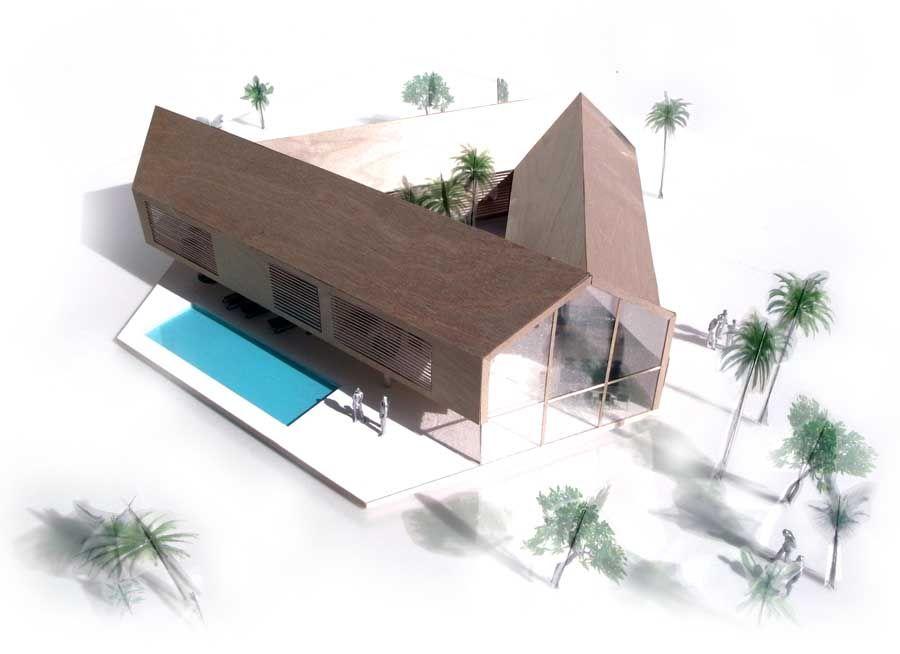 Triangular lot house plans triangle houses pinterest for Triangular house floor plans