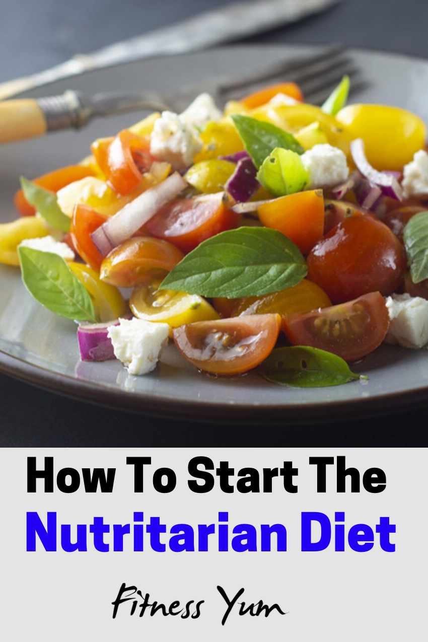 How to start the nutritarian diet. #nutritarian #nutritariandiet #nutritarianrecipeseattolive #nutritarianbreakfast #dietforweightloss  #howtodiet #eattolive #loseweight