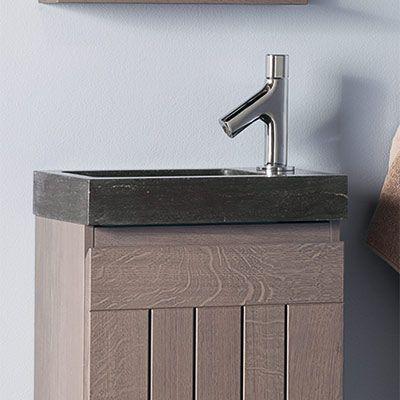 un lave mains id ale pour les petites salles de bains ou pour des wc sdb design deco