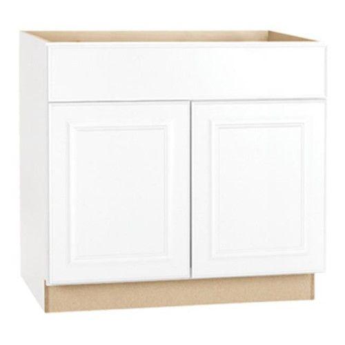 Best Continental Cabinets Hamilton Double Door Sink Cooktop 400 x 300