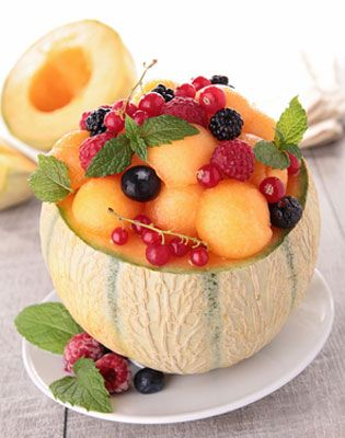 Healthy Fruit Dessert Recipes