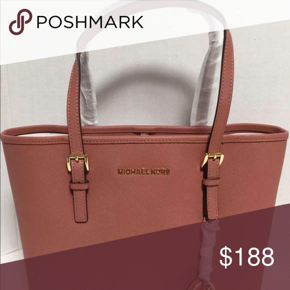 Mk purse Medium antique rose literally looks new. KORS Michael Kors Bags Totes