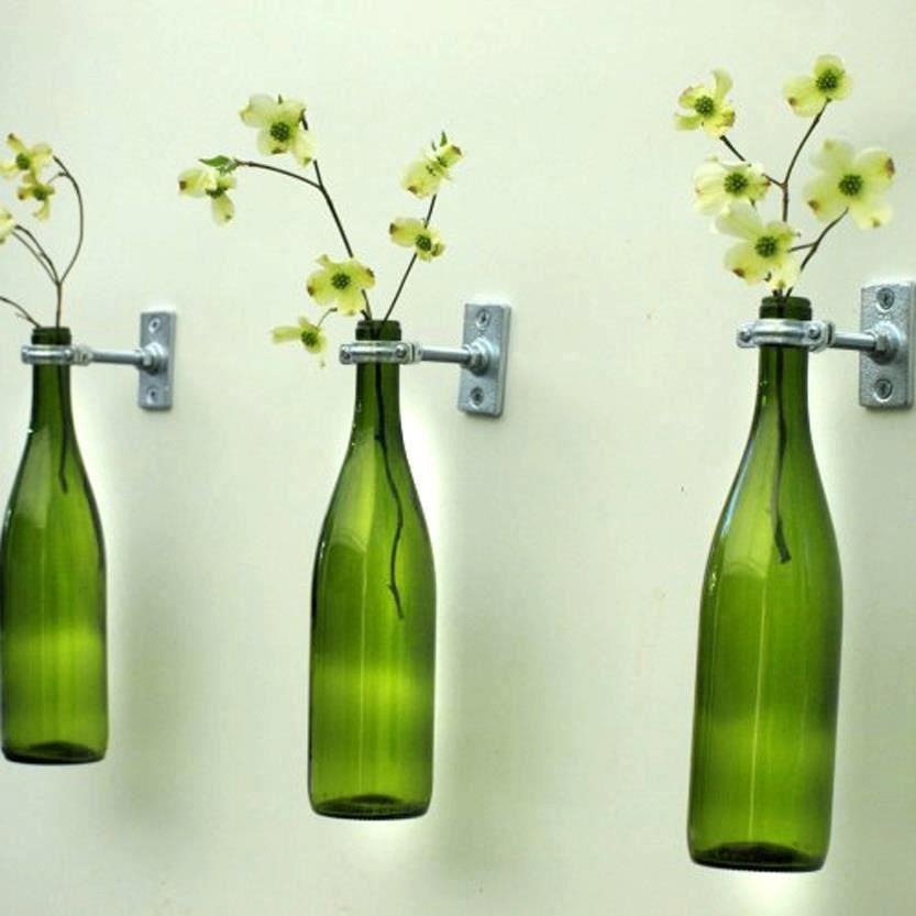 Lamparas botellas recicladas buscar con google - Como hacer lamparas colgantes ...