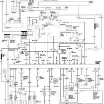 wiring diagram cars trucks luxury bronco ii wiring