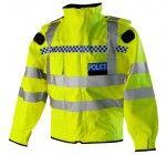 Hi-Vis Uniforme della polizia Blouson Jacket