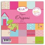 DIY Acheter 100 Feuilles De Papier Origami U2013 15x15cm U2013 Beach Girl De Toga  POG008
