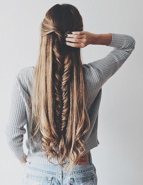 Pinterest Goertzenclaire Hair Styles Long Hair Styles Long Thick Hair