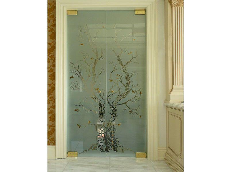 Glass Door Privacy Create Your Own Decorative Glass Door Barn