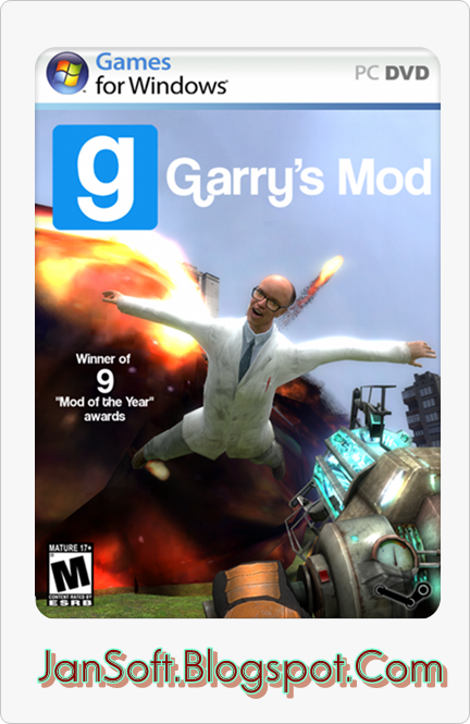 Garry's Mod (Gmod) PC Game 2016 Free Download Garry's
