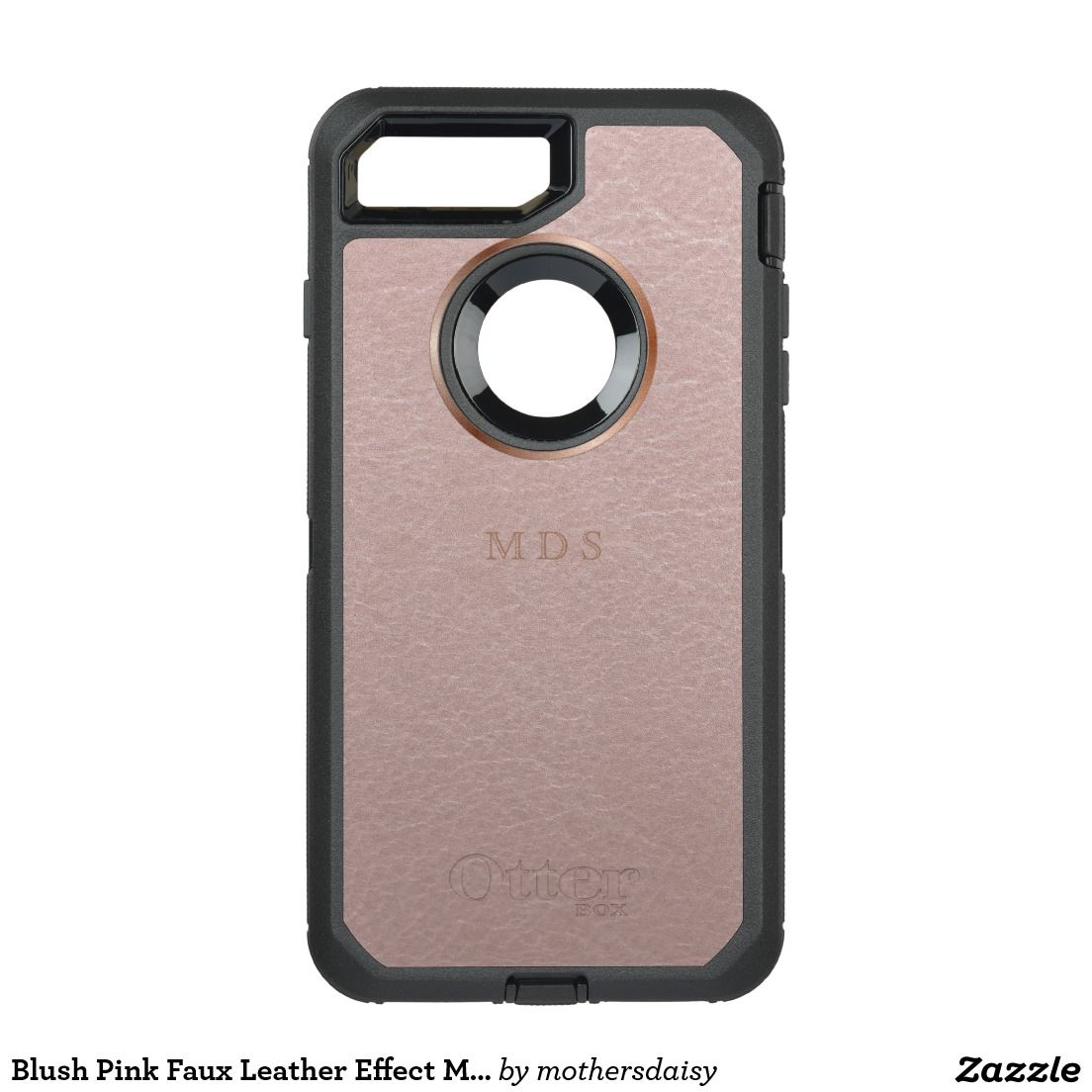 pale pink iphone 8 plus case