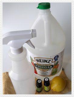 A Happy Fancy Mrs Meyer S Knock Off Countertop Spray