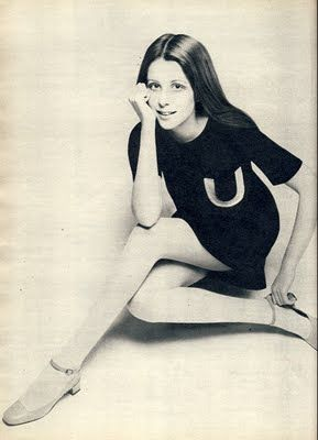 Charlotte Martin - French 60's model who lived with Eric Clapton for a # of yrs - then hooked up with Jimmy Page - uummmh - groupie or a thing for great guitar players? More like era of free love & running in the same circles - gee, do I sound defensive? It was just how thing 'worked' back then!