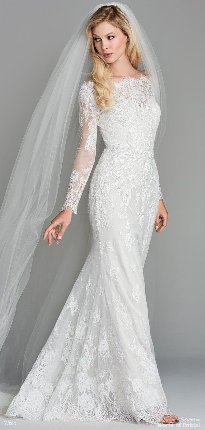 Wtoo spring bridal collection by watters wedding dresses