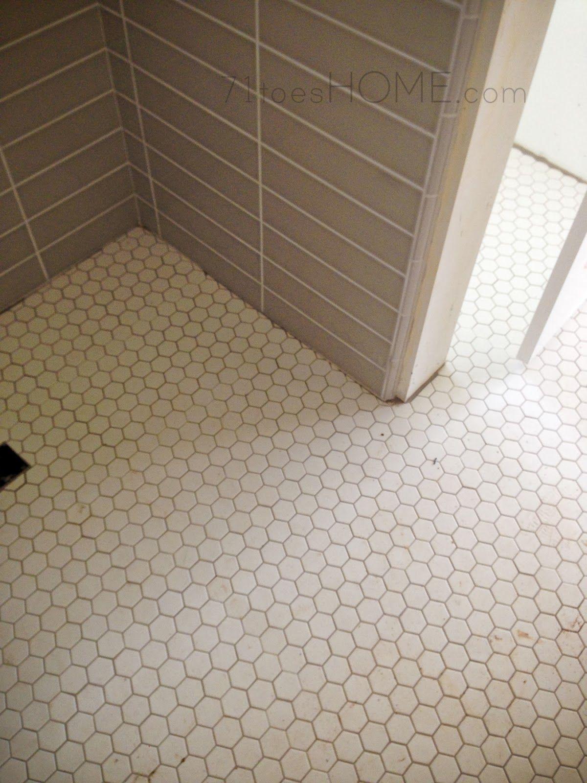 71toes H O M E Hexagon Tile Floor Hex Tile Hexagon Tiles