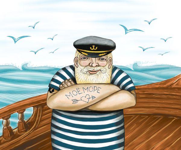 гений открытки привет морякам можно сушить