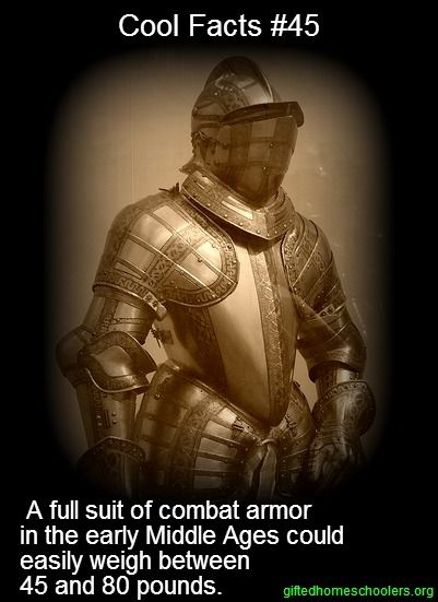 Cool facts #45 | Weird history | Medieval armor, Ancient