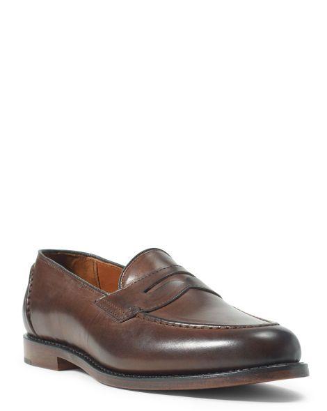 619e0d5f80 Singleton Calf Penny Loafer - Polo Ralph Lauren Dress - RalphLauren ...