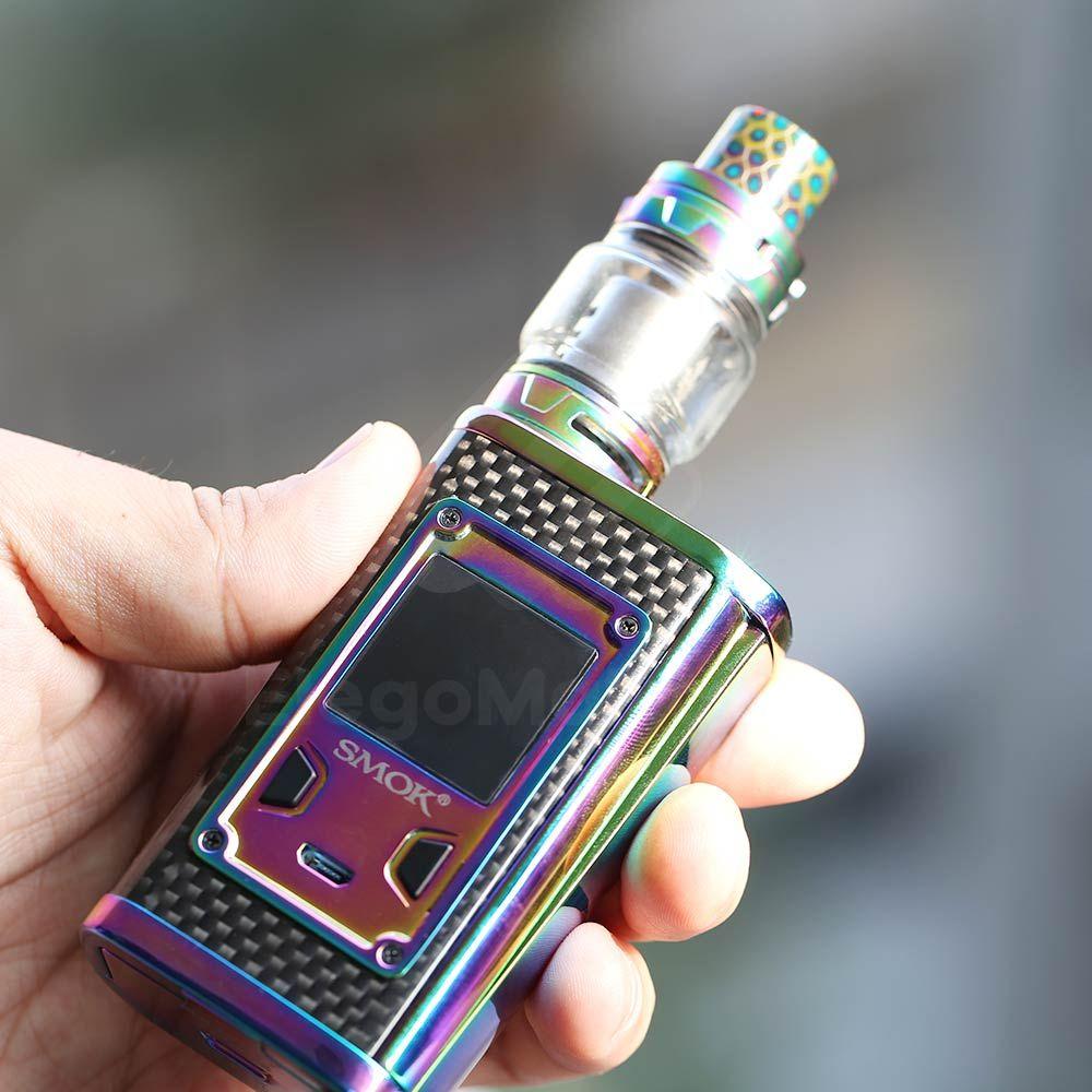Smok Majesty 225w Tc Kit With Tfv12 Prince Luxe Edition Majesty Prince Vape Mods