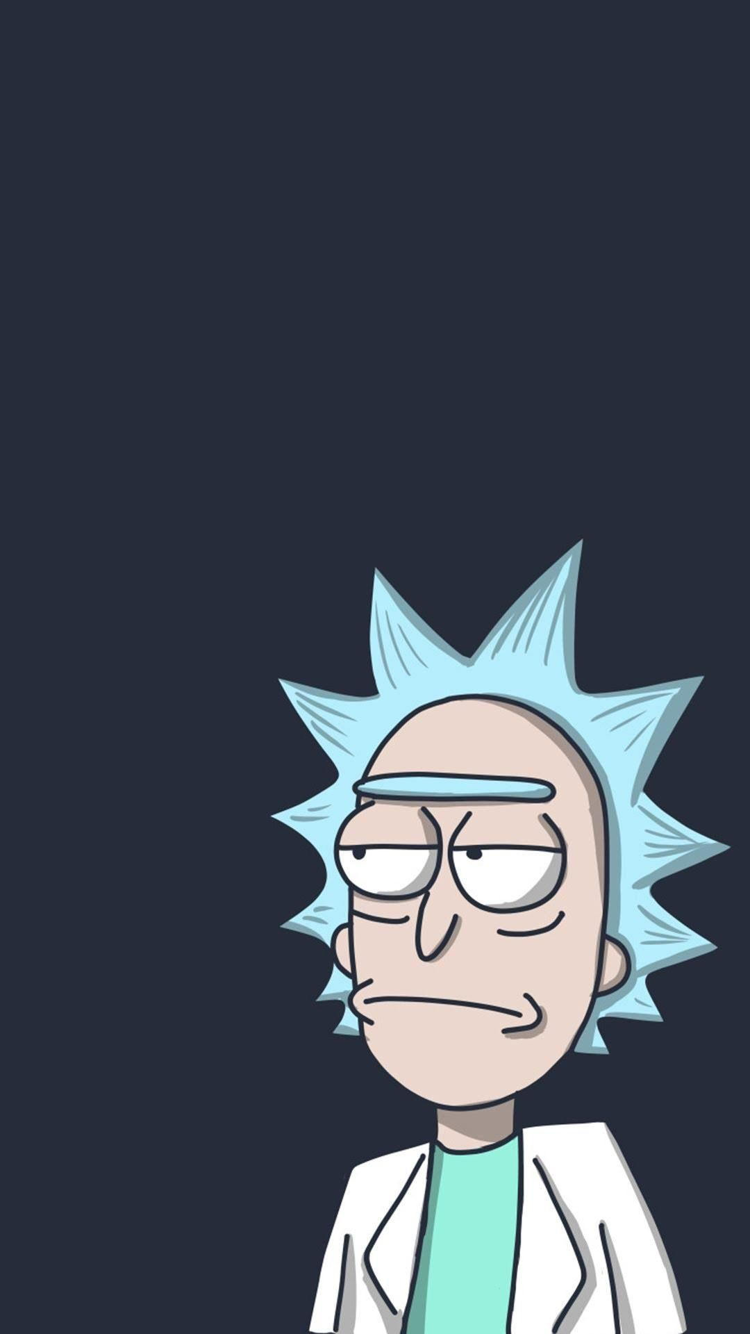 Rick and Morty Character Design