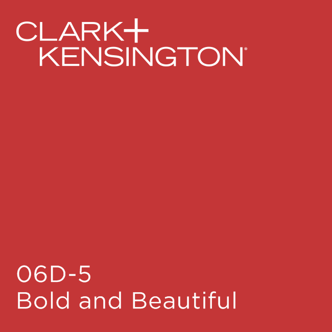 Bold And Beautiful By Clark Kensington A Perfectly Patriotic Color For 4th Of July Crafts Get A Red Dragon Painting Accent Paint Colors Ace Hardware Paint