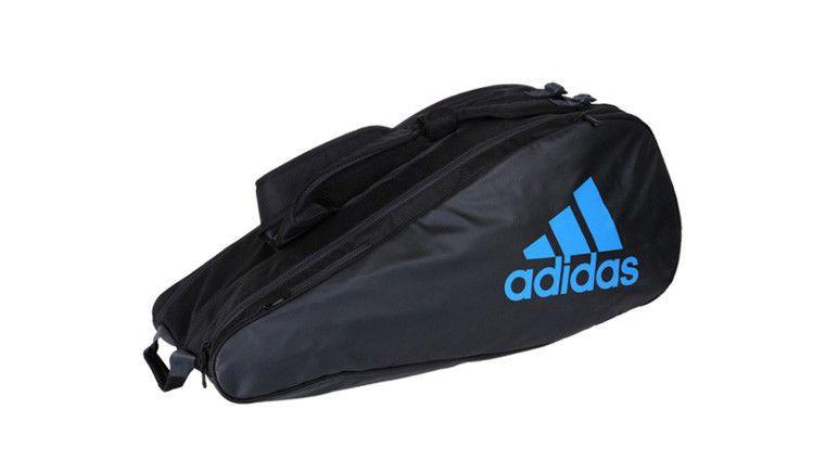 Adidas Tennis Racket Backpack Bag Racquet Equipment Black Blue Nwt Ai9025 Adidas Backpack Bags Adidas Tennis Adidas Bags