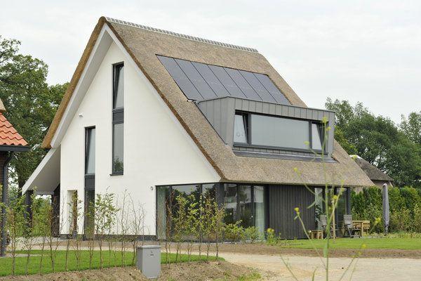Huis landelijk modern google search huis landelijk for Energieneutraal bouwen