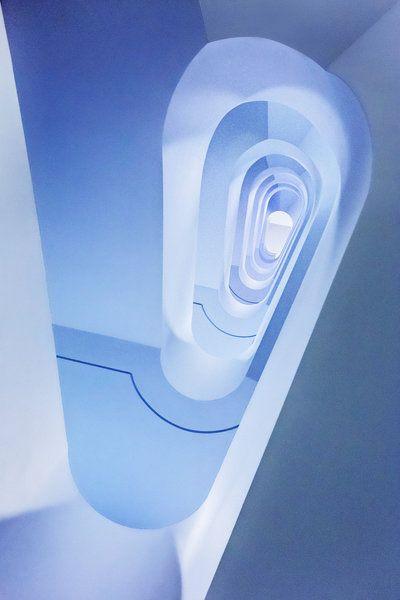 Munich Staircase 03 by Nightline, Munich, Germany / 2013