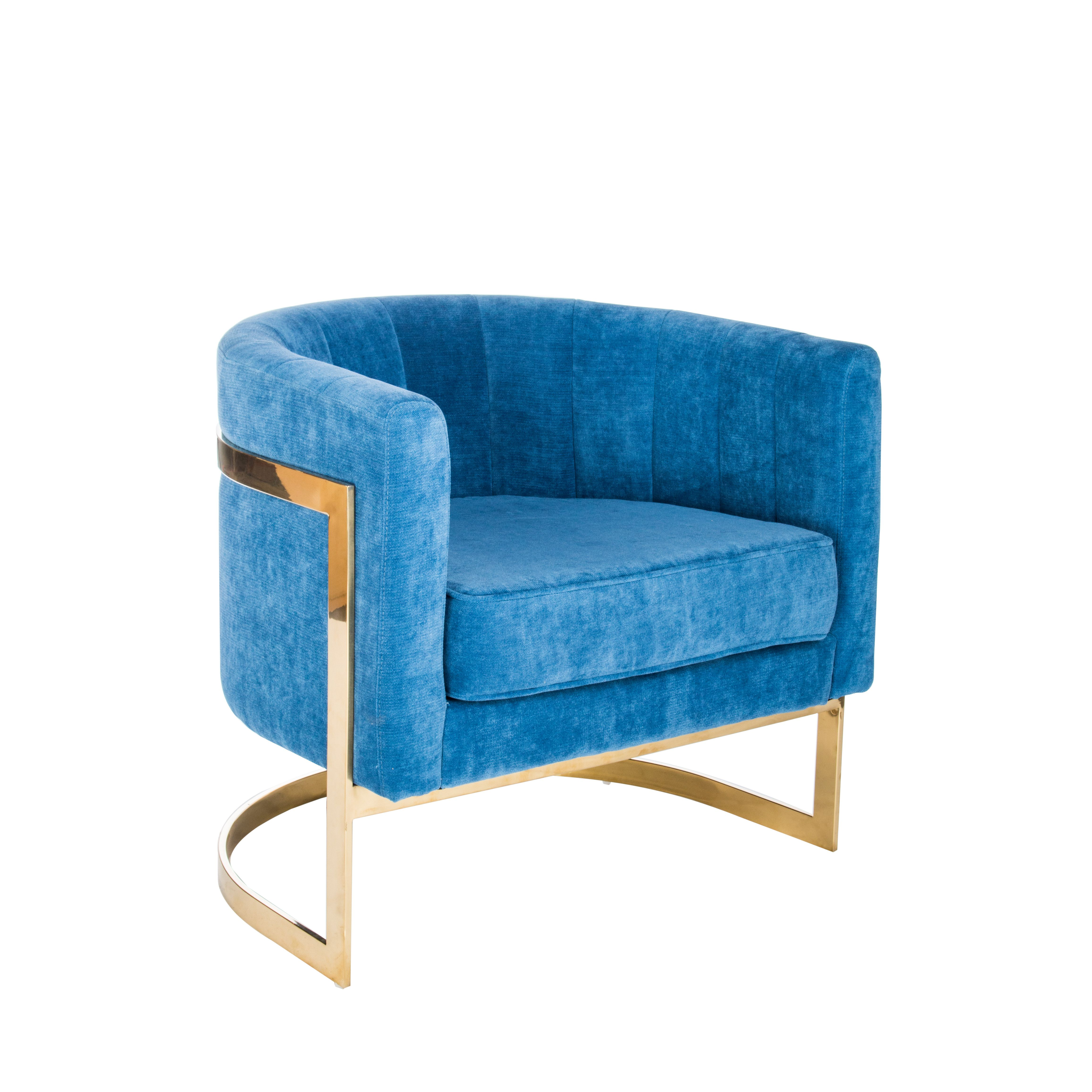352 Statements By J Mica Modern Accent Chair