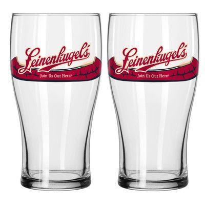 Boelter Brands Leinenkugel 11 16 Oz. Beer Glass