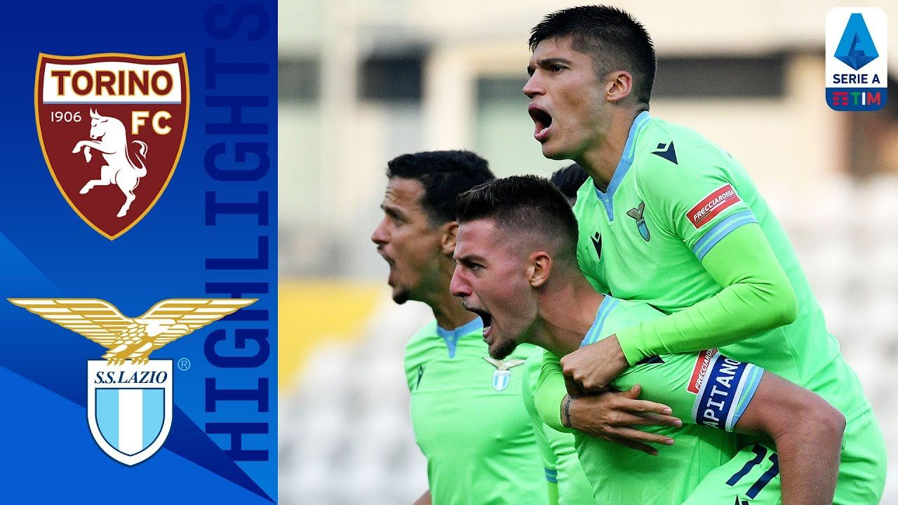 Torino 3-4 Lazio   Incredibile vittoria in rimonta per 4-3 della Lazio a...