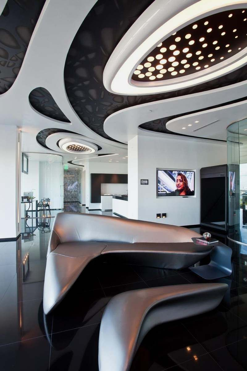 Modern Interior Design Photos best 25 modern classic ideas that you will like on pinterest modern classic interior classic interior and modern classic bedroom Artistic And Modern Interior Design For Sales Center By Zaha Hadid Home Building