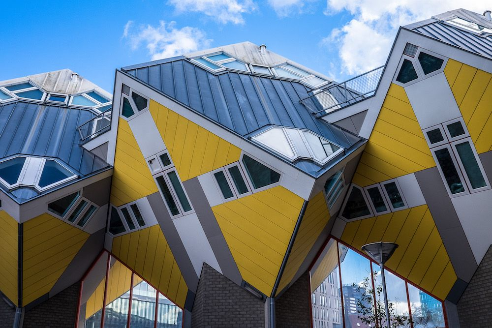 Holland, Part Two: Discover Rotterdam and King's Day