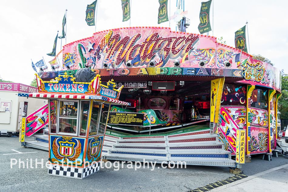 Phil Heath Photography: Nottingham Goose Fair 2015 - Wednesday 30th September #philheath
