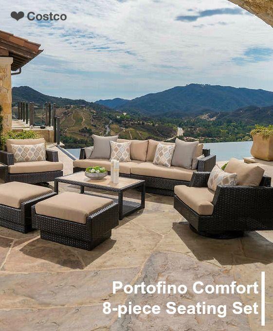 Portofino Patio Furniture, Portofino Patio Furniture