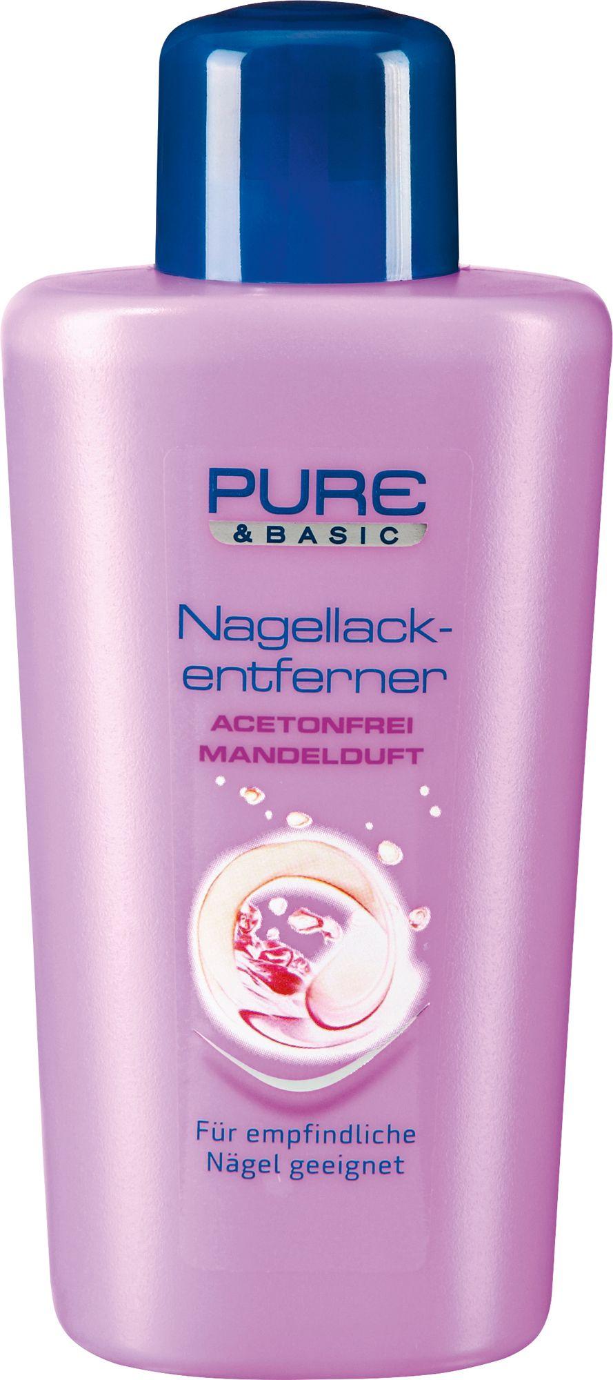 P & B Nagellackentferner Acetonfrei 200 ml | Lebensmittel ...