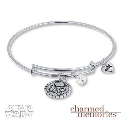 Charmed Memories Bangle Star Wars Death Star Sterling Silver CC5jFjXdNj