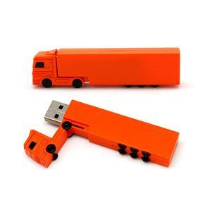 USB1421 ::: TRUCK  $5.70 - $9.07/ea  *Comes in a blue or white cab w/white trailer