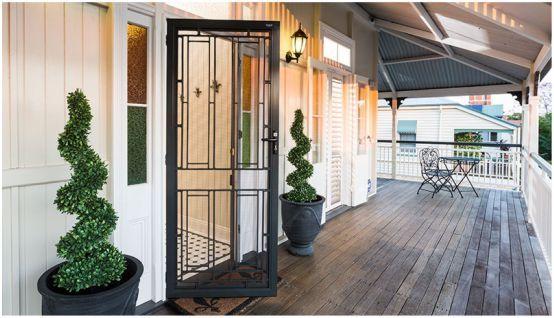 Brisbane based security screen door company heritage doors Feature Image 3 & Brisbane based security screen door company heritage doors Feature ...