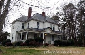 Frances Bavier North Carolina Siler City Celebrity Houses House Styles