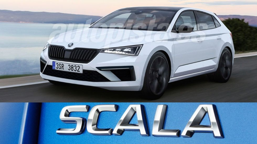 Skoda Scala 2019 Cars